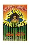 The Lady Vanishes, 1938, Directed by Alfred Hitchcock Giclee Print