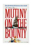 Mutiny On the Bounty, 1962, Directed by Lewis Milestone Digitálně vytištěná reprodukce