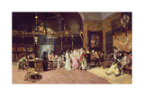 The Vicarage, 1870 Giclee Print by Mariano Fortuny