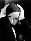 "Greta Garbo. ""Inspiration"" 1931, Directed by Clarence Brown Photographie"