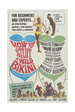 How To Stuff a Wild Bikini, 1965, Directed by William Asher Giclee Print