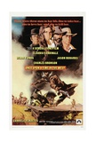 "Once Upon a Time In the West, 1968, ""C'era Una Volta Il West"" Directed by Sergio Leone Giclée-tryk"