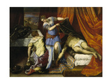 Judith And Holofernes, Ca. 1577, Italian School Giclee Print by Domenico Tintoretto