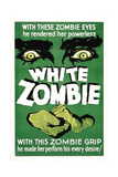 White Zombie, 1932, Directed by Victor Hugo Halperin Giclee Print