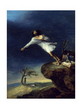 The Suicide, 1835 Giclee Print by Leonardo Alenza
