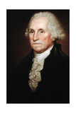 George Washington, 1795. First President of USA Giclee Print by Rembrandt Peale