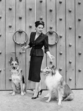 Yvonne De Carlo Photographic Print