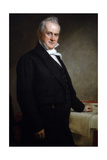 James Buchanan, American Politician, 15th President of the United States Giclee Print by George Peter Alexander Healy