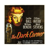 The Dark Corner, 1946, Directed by Henry Hathaway Giclee Print