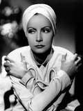 "Greta Garbo. ""The Painted Veil"" 1934, Directed by Richard Boleslavski Reproduction photographique"