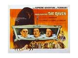 The Raven, 1963, Directed by Roger Corman Digitálně vytištěná reprodukce