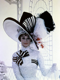 "Audrey Hepburn. ""My Fair Lady"" 1964, Directed by George Cukor Fotografie-Druck"