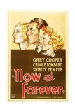 Now And Forever, 1934, Directed by Henry Hathaway Reproduction procédé giclée