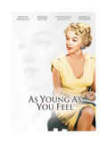 "Will You Love Me In December, 1951, ""As Young As You Feel"" Directed by Harmon Jones Giclee Print"