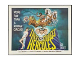 The Three Stooges Meet Hercules, 1962, Directed by Edward Bernds Giclee Print