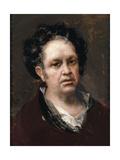 Self-portrait, 1815, Spanish School Giclee Print by Francisco De Goya