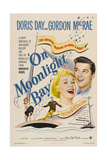 On Moonlight Bay, 1951, Directed by Roy del Ruth Giclée-tryk