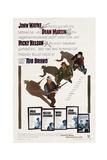 "Howard Hawks' Rio Bravo, 1959, ""Rio Bravo"" Directed by Howard Hawks Giclee Print"