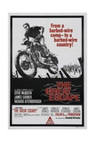 The Great Escape, 1963, Directed by John Sturges Giclée-tryk