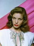 "Lauren Bacall. ""The Big Sleep"" 1946, Directed by Howard Hawks Lámina fotográfica"