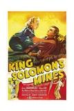 King Solomon's Mines Giclee Print