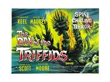 "Invasion of the Triffids, 1962, ""The Day of the Triffids"" Directed by Steve Sekely Giclee Print"