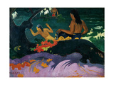 Fatata Te Miti Stampa giclée di Paul Gauguin