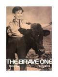 """The Brave One"" 1957, Directed by Irving Rapper Giclee Print"