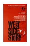 West Side Story Giclee Print