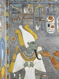 Egypt, Thebes, Luxor Fotodruck