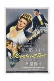 Magnificent Doll, 1946, Directed by Frank Borzage Giclee Print