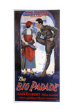 """The Big Parade"" 1925, Directed by King Vidor Giclee Print"