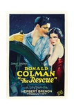 The Rescue, 1929, Directed by Herbert Brenon Giclee Print
