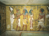 Egypt, Thebes, Luxor. Valley of the Kings Photographic Print