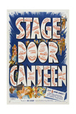 Stage Door Canteen, 1943, Directed by Frank Borzage Giclee Print