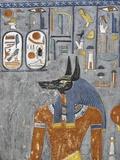 Egypt, Thebes, Luxor Lámina fotográfica