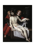 The Dead Christ With Angels, Early 17th Century, Spanish School Giclee Print by Francisco Ribalta