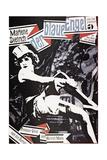 """The Blue Angel, 1930 """"Der Blaue Engel"""" Directed by Josef Von Sternberg Giclée-Druck"""