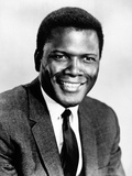 Sidney Poitier Photographic Print