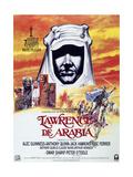 Lawrence of Arabia, 1962, Directed by David Lean Digitálně vytištěná reprodukce