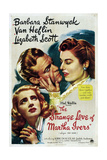 "Love Lies Bleeding, 1946, ""The Strange Love of Martha Ivers"" Directed by Lewis Milestone Giclee Print"