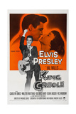 "Danny, 1958, ""King Creole"" Directed by Michael Curtiz Giclee Print"