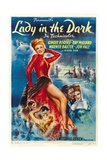 Lady In the Dark, 1944, Directed by Mitchell Leisen Giclee Print