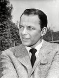 Portrait of Fank Sinatra Fotografisk tryk