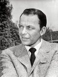 Portrait of Fank Sinatra Photographic Print