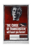 The Curse of Frankenstein, 1957, Directed by Terence Fisher Giclee Print