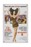 Butterfield 8, 1960, Directed by Daniel Mann Giclee Print