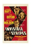 Invisible Stripes, 1939, Directed by Lloyd Bacon Giclee Print