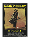 "Come Sundown, Come Hell, 1969, ""Charro"" Directed by Charles Marquis Warren Giclee Print"