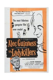 The Ladykillers, 1955, Directed by Alexander Mackendrick Giclee Print